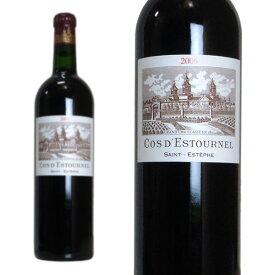 シャトー・コス・デストゥルネル 2006年 メドック格付け第2級 750ml (フランス ボルドー サンテステフ 赤ワイン)