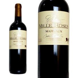 シャトー・ミル・ローズ マルゴー 2016年 750ml (フランス ボルドー マルゴー 赤ワイン)