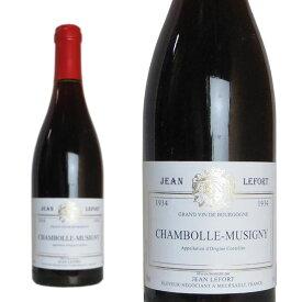 シャンボール・ミュジニー 1934年 ジャン・ルフォール モワラール社 正規 750ml (フランス ブルゴーニュ 赤ワイン)