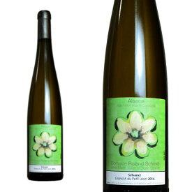 アルザス シルヴァネール グラン・ア・デュ・プティ・レオン 2018年 ドメーヌ・ローラン・シュミット 750ml (フランス アルザス 白ワイン)