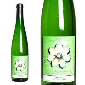 アルザス ミュスカ・グリンツベルグ 2018年 ドメーヌ・ローラン・シュミット 750ml 正規 (フランス アルザス 白ワイン)