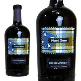 フリウリ ピノ・ネーロ 2017年 ボルゴ・マグレード 750ml (イタリア 赤ワイン)