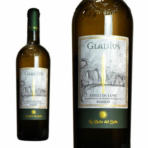 グラディウス コッリ・ディ・ルーニ ビアンコ 2017年 アジエンダ・ヴィニコラ・ラバイア・デル・ソーレ 750ml (イタリア 白ワイン)