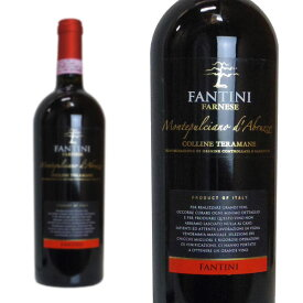 ファルネーゼ モンテプルチアーノ・ダブルッツォ・コッリーネ・テラマーネ 2012年 DOCGコッリーネ・テラマーネ (赤ワイン・イタリア)