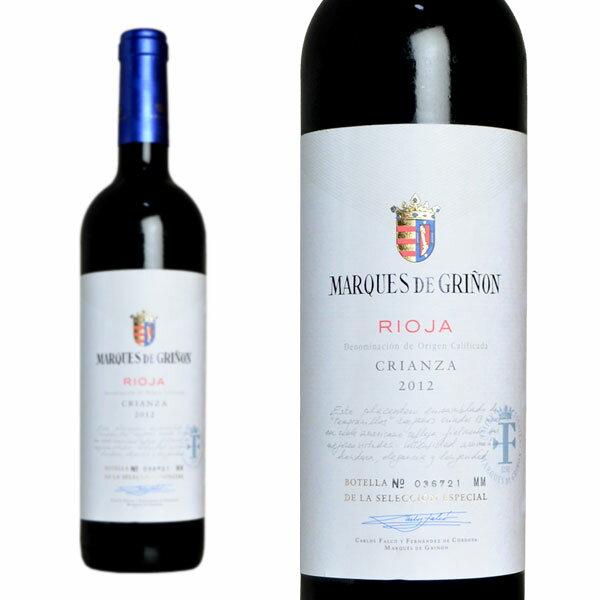 マルケス・デ・グリニョン セレクション・スペシャル・クリアンサ 2014年 750ml 正規 (スペイン 赤ワイン)