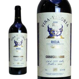 ビーニャ・バロリア グラン・レセルバ コセチャ 1968年 ボデガス・バロリア 750ml (スペイン リオハ 赤ワイン)