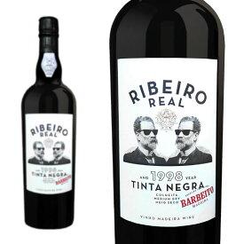 マデイラ リベイロ・レアル ティンタ・ネグラ 1998年 ヴィニョス・バーベイト 19.0% 750ml (ポルトガル 酒精強化ワイン)