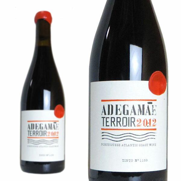 アデガマイン テロワール・ティント 2012年 750ml (ポルトガル 赤ワイン)