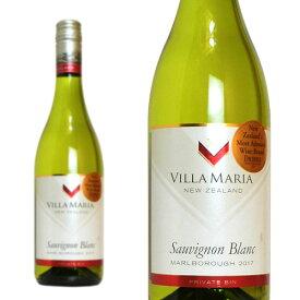 ワイン 白ワイン ヴィラ・マリア プライベート・ビン ソーヴィニヨン・ブラン 2019年 (ニュージーランド 白ワイン)