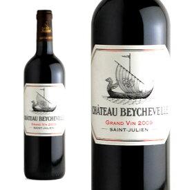 シャトー・ベイシュヴェル 2009年 メドック格付第4級 750ml (フランス ボルドー サンジュリアン 赤ワイン)