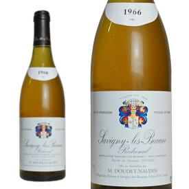サヴィニ・レ・ボーヌ プルミエ・クリュ アン・ルドレスキュ 1966年 ドメーヌ・ドゥデ・ノーダン 750ml (フランス ブルゴーニュ 白ワイン)