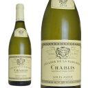 シャブリ セリエ・ド・ラ・サブリエール 2018年 ルイ・ジャド 正規 750ml (フランス ブルゴーニュ 白ワイン)
