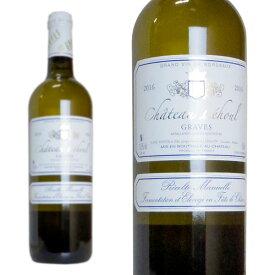 シャトー・レオール ブラン フュ・ド・シェーヌ 2016年 750ml (フランス ボルドー グラーヴ 白ワイン)