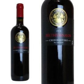 メシムネオス ドライ レッド 2016年 (ギリシャ 赤ワイン)