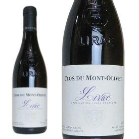 リラック ルージュ 2017年 ドメーヌ・クロ・デュ・モン・オリヴェ 750ml (フランス ローヌ 赤ワイン)