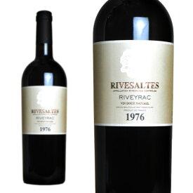 リヴザルト 1976年 リヴェイラック 750ml (フランス 赤ワイン)