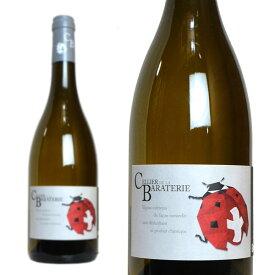 ヴァン・ド・サヴォワ クリュエ・ジャケール ブラン 2016年 セリエ・ド・ラ・バラトリ 750ml (フランス サヴォワ 白ワイン)