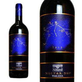 ネクター・デイ 2013年 ファットリア・ニッタルディ 750ml (イタリア 赤ワイン)