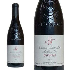 ジゴンダス オー・リューディー 2013年 ドメーヌ・サンタ・デュック 750ml (フランス ローヌ 赤ワイン)