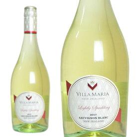ヴィラ・マリア ライトリー・スパークリング ソーヴィニヨン・ブラン 2018年 750ml (ニュージランド スパークリングワイン)