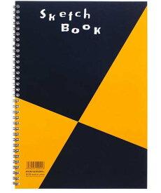 スケッチブック A4 24枚 マルマン S131 図案シリーズ 画用紙 送料無料 即日出荷