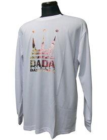 バスケットTシャツ ウェア クラウン ロゴ BB ロングティー アイス ロンT ダダ DADA Crown Logo BB Long Tee Ice WWP 【MEN'S】