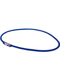 籃球配飾NBA橡膠發帶NBA NBA Rubber HairBand Blu