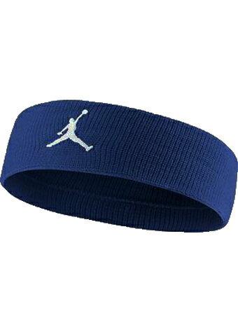バスケットヘッドバンド ジョーダン ナイキ Jordan Headband AJ Jumpman Nvy ランニング トレーニング ストリート