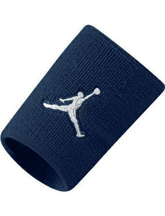 バスケットリストバンド ジョーダン ナイキ Jordan Wristband AJ Jumpman Nvy ランニング トレーニング ストリート