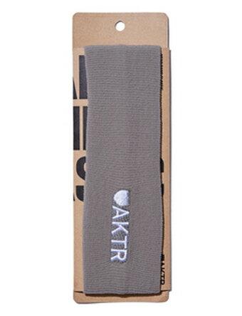 バスケットヘッドバンド アクター AKTR HEAD BAND CLASSIC MID H-GRAY