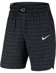 籃球短褲公共汽車麵包服裝耐吉Nike KD Flex Hyper Elite Short Blk/Wht跑步訓練