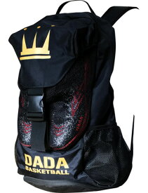 バスケットバッグ バックパック リュック ダダ DADA DADA Back Pack Blk/Gold ランニング トレーニング ストリート