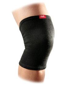 バスケットサポーター 膝 ひざ マクダビッド McDavid Sporty Knit Knee Blk ランニング トレーニング