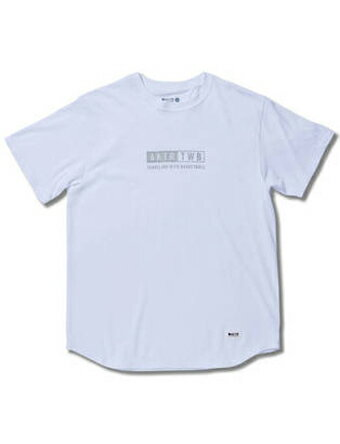 バスケットTシャツ ウェア アクター AKTR TWB BOX LOGO TEE Wht 【MEN'S】