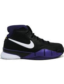 """バスケットシューズ バッシュ ナイキ Nike Zoom Kobe 1 Protro """"Purple Reign"""" Blk/Wht/V.Purp/C.Gold"""