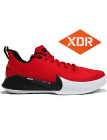 バスケットシューズ バッシュ ナイキ Nike Kobe Mamba Focus EP U.Red/Blk/Wht