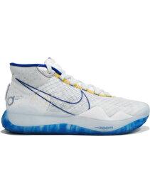 """バスケットシューズ バッシュ ナイキ Nike Zoom KD 12 """"Dub Nation"""" Wht/G.Royal/Wht/Amarillo"""