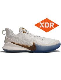 バスケットシューズ バッシュ ナイキ Nike Kobe Mamba Focus EP Wht/Gld