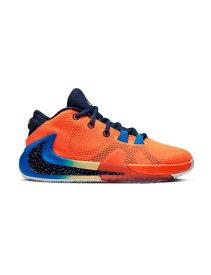 """バスケットシューズ ジュニア キッズ バッシュ ナイキ Nike Zoom Freak 1 GS """"All Bros"""" GS T.Org/Nvy 【GS】キッズ"""
