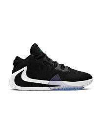 バスケットシューズ ジュニア キッズ バッシュ ナイキ Nike Zoom Freak 1 GS GS Blk/Wht/L.Grn 【GS】キッズ
