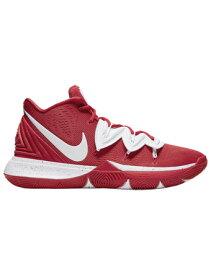 バスケットシューズ バッシュ ナイキ Nike Kyrie 5 TB Red/Wht