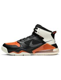 バスケットシューズ バッシュ スニーカー ジョーダン ナイキ Jordan Jordan Mars 270 Wht/Blk/Starfish ストリート