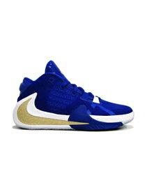 """バスケットシューズ バッシュ ナイキ Nike Zoom Freak 1 GS """"Greece"""" GS Royal/Wht/M.Gld 【GS】キッズ"""