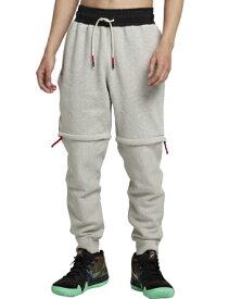 バスケットパンツ ウェア 秋冬物 ナイキ Nike Kyrie Hybrid Pants G.Heather/Blk ランニング トレーニング ストリート 【MEN'S】