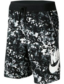 ショーツ バスパン ウェア ナイキ Nike Alumni Stcmo Shorts Blk/Wht ランニング トレーニング ストリート 【MEN'S】