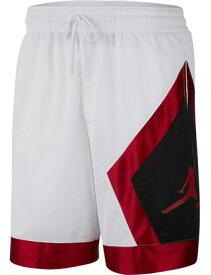 バスケットショーツ バスパン ウェア ジョーダン ナイキ Jordan Jordan Jumpman Diamond Shorts Wht/G.Red 【MEN'S】