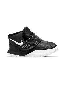 """バスケットシューズ バッシュ ナイキ Nike Kyrie 6 TD """"Jet Black"""" TD Blk/Wht 【TD】"""
