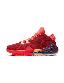 バスケットシューズ バッシュ ナイキ Nike Zoom Freak 1 GS GS Noble Red/Blackened Blue/Bright Crimson 【GS】キッズ