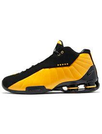 バスケットシューズ バッシュ ナイキ Nike Shox BB4 Blk/U.Gold