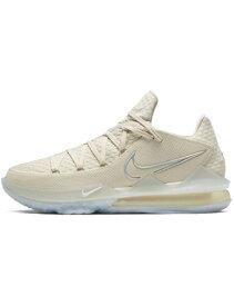 """バスケットシューズ バッシュ ナイキ Nike Lebron 17 Low EP """"Easter"""" Light Cream/Wht"""